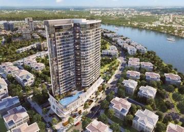 Dự án Thảo Điền Green Towers